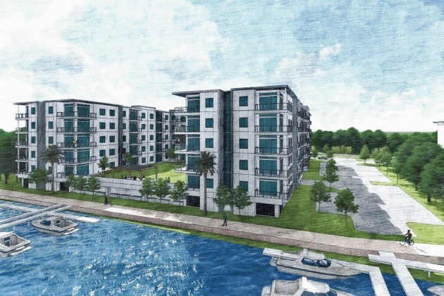 More riverfront property primed for development
