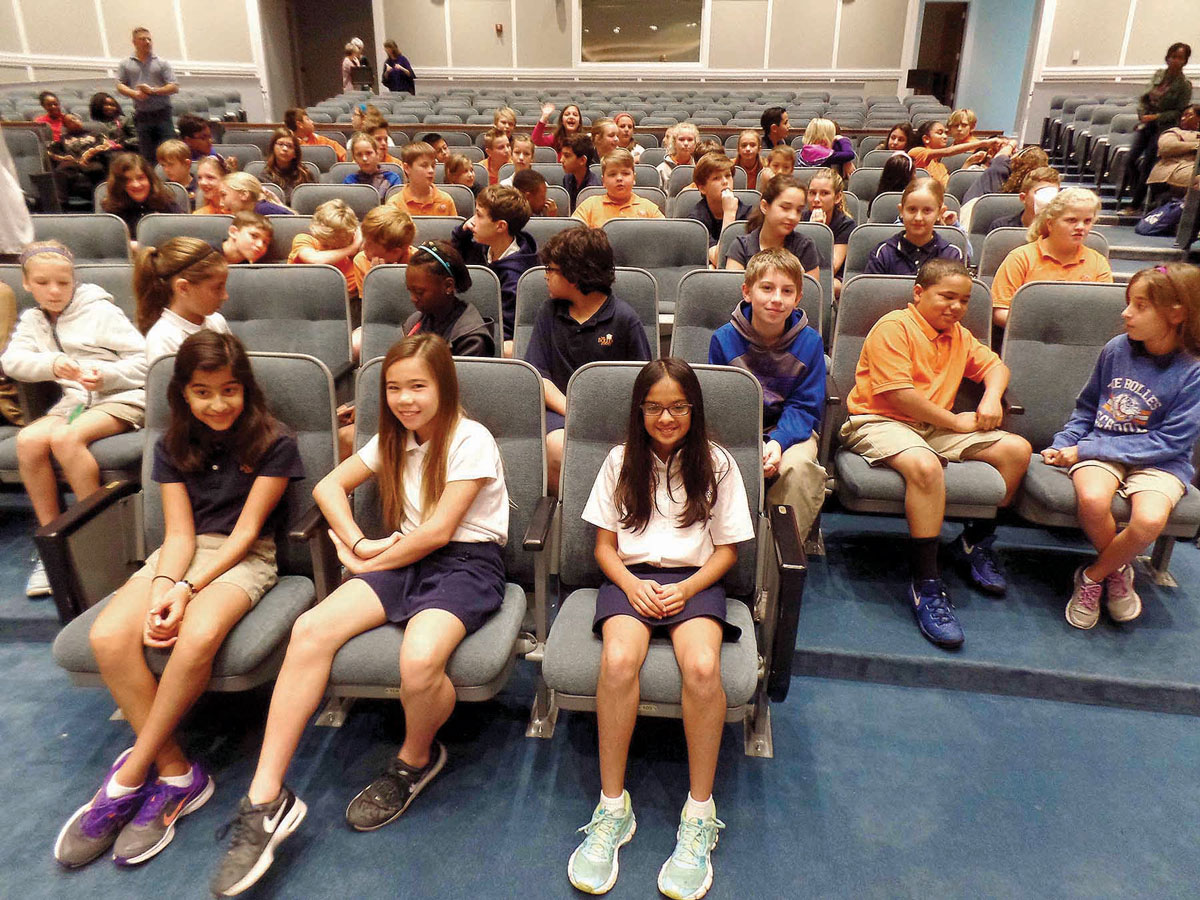 Bolles/HAE students among winners in essay contest