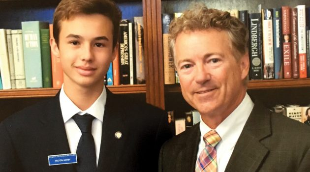 Bolles students spend summer working in nation's capital