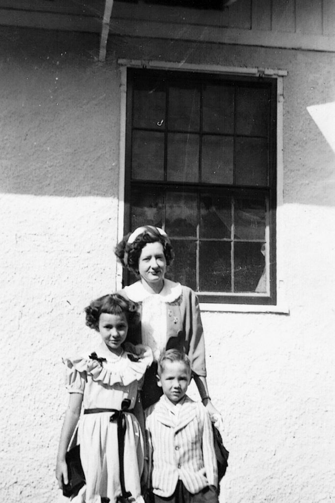 Barbara, Libby and Randy