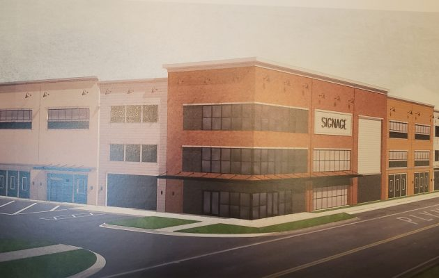Proposed storage facility approved for Murray Hill location