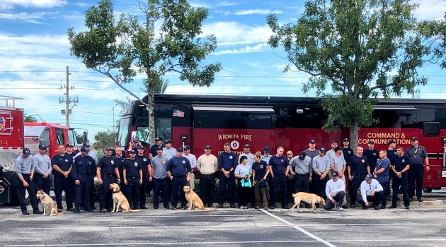 San Marco East Business Association welcomes visiting first responders