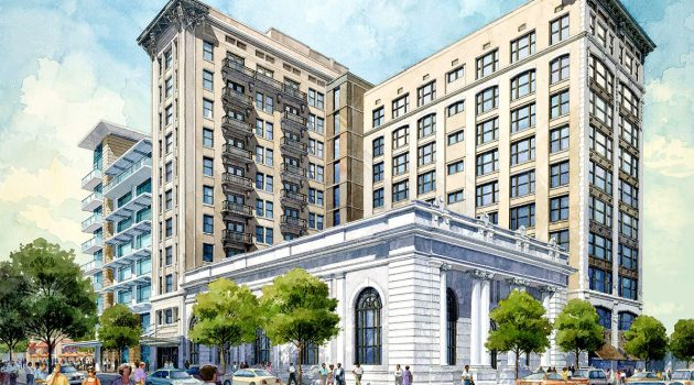 Developer plans to move forward with Laura Street Trio
