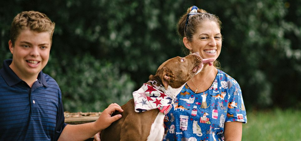 Ortega Hometown Hero fulfills entire wish lists for six pet rescues